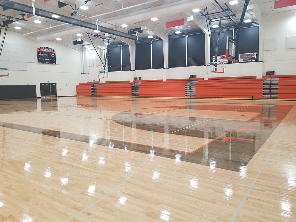 Maxwell Public School, Maxwell High School, Maxwell, Nebraska, NE, Indoor Courts, Volleyball, Basketball, Facility, North Platte Area Sports Commission, Play North Platte