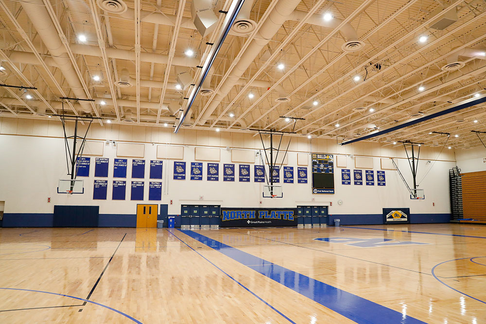 Indoor Courts Play North Platte