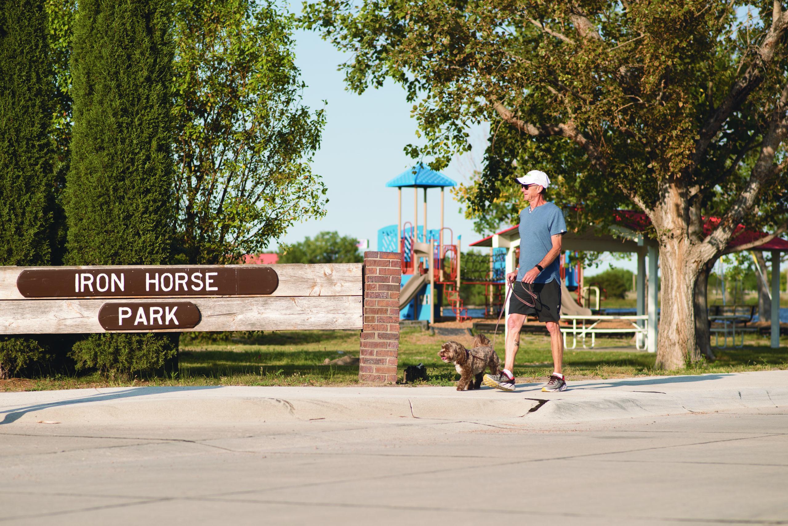 north platte trails network, iron horse lake, trails, hiking, biking, running, north platte, nebraska, ne, north platte area sports commission, outdoor sports, play north platte