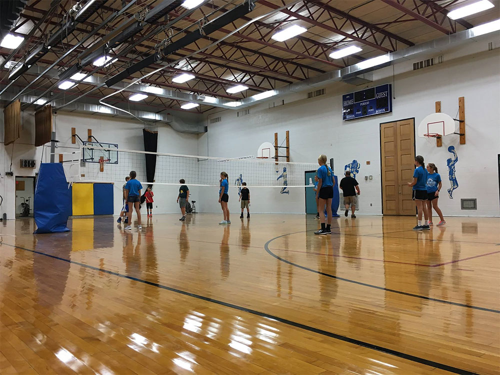 Madison Middle School, nppsd, north platte, Nebraska, NE, Indoor Courts, Volleyball, Basketball, Facility, North Platte Area Sports Commission, Play North Platte