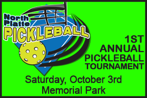 north platte pickleball tournament, tennis, pickleball, tournament, memorial park, north platte, nebraska, ne, north platte area sports commission, play north platte