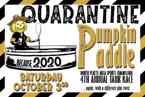 tanking race, quarantine, pumpkin paddle, north platte area sports commission, play north platte, stock tank, tanking, 4th annual tanking race, dusty trails, pals brewing company, north platte, ne, nebraska, platte river, buffalo bill